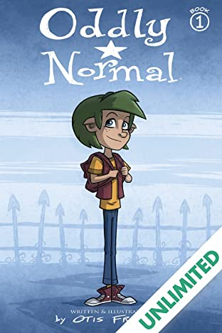 Oddly Normal Vol. 1